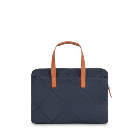 Knomo Mayfair Luxe AudleyTote Navy