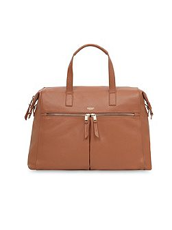 Mayfair Luxe Audley 14 Tote Caramel