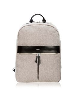 Beauchamp 14 Backpack Grey