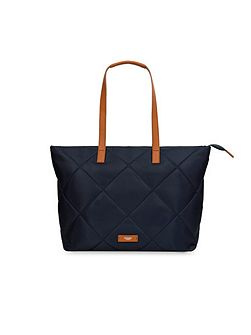 Porchester 15 Zip Top Tote Bag