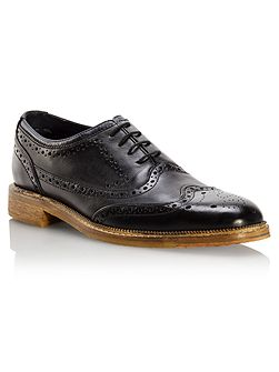 Lace Up Casual Brogues