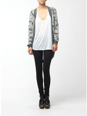 Religion Dirty wash cardigan