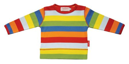 Toby Tiger Kid`s organic cotton t-shirt
