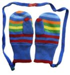 Boy`s knitted bold mitts