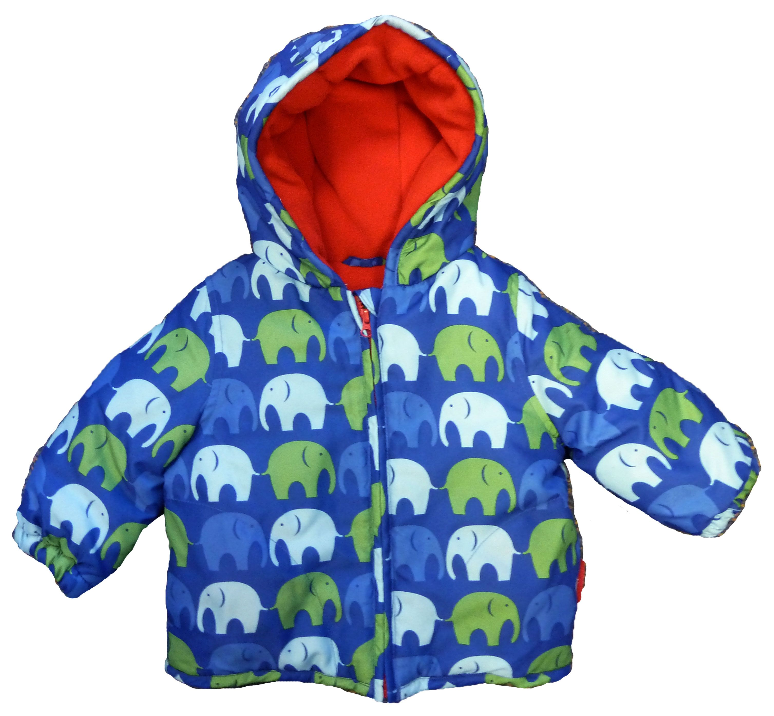 Kid`s padded jacket
