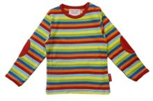 Toby Tiger Kid`s organic t-shirt pack multi