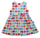 Toby Tiger Girl`s multi elly party dress