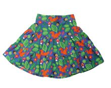 Girls squirrel cord skirt