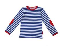 Kids organic cotton t-shirt pack breton