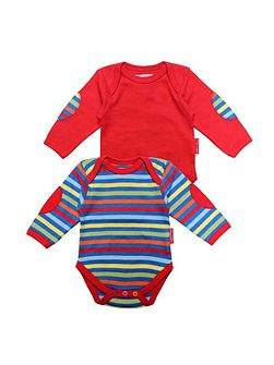 Babies bold t-shirt two pack