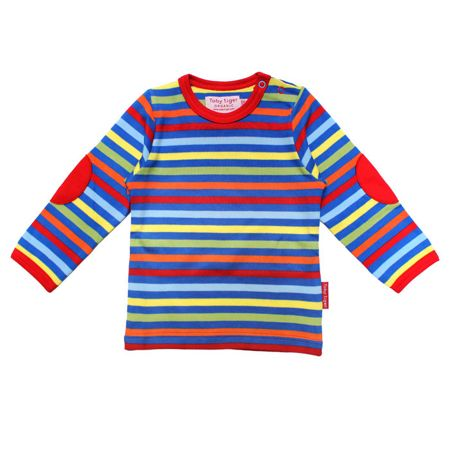 Toby Tiger Kids bold t-shirt two pack