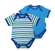 Babies stripe t-shirt two pack