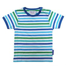 Toby Tiger Kids stripe t-shirt two pack