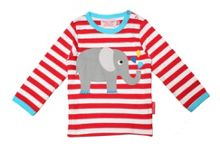Babies elly applique t-shirt