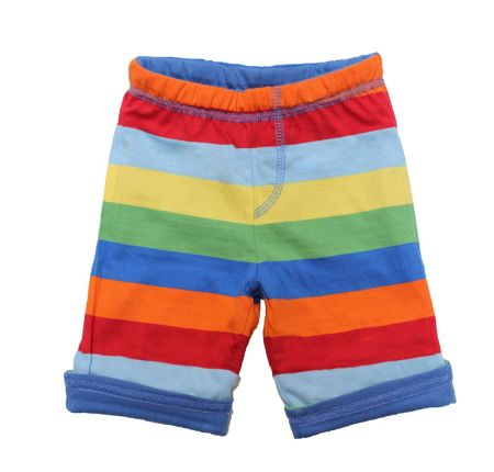 Toby Tiger Babies reversible trousers