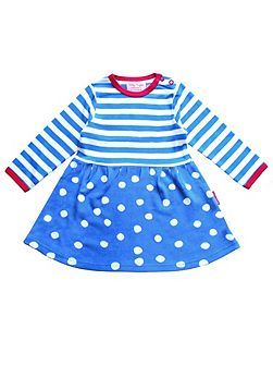 Baby Girls Dotty Twirl Dress