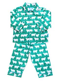 Kids Sheep Pyjamas