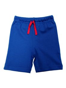 Toby Tiger Babies Navy Shorts