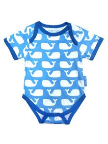 Toby Tiger Babies Whale Baby T-Shirt 2 Pack