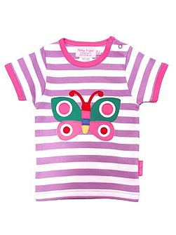 Baby Girls Butterfly T-Shirt