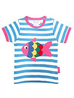 Baby Girls Fish T-Shirt