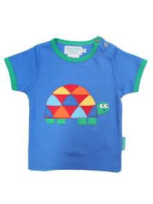 Toby Tiger Babies Tortoise T-Shirt