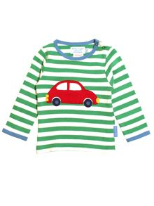 Toby Tiger Babies Car T-Shirt