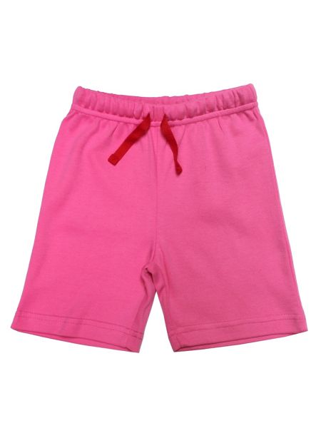 Toby Tiger Girls Pink Shorts