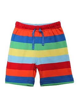 Babies Multi Stripe Shorts