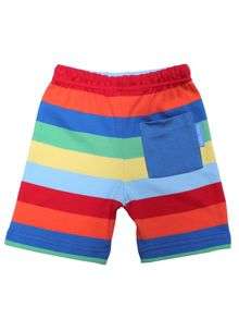 Toby Tiger Babies Multi Stripe Shorts