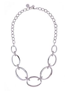Karen Millen Oversize chain necklace