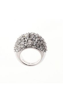 Encrusted ring