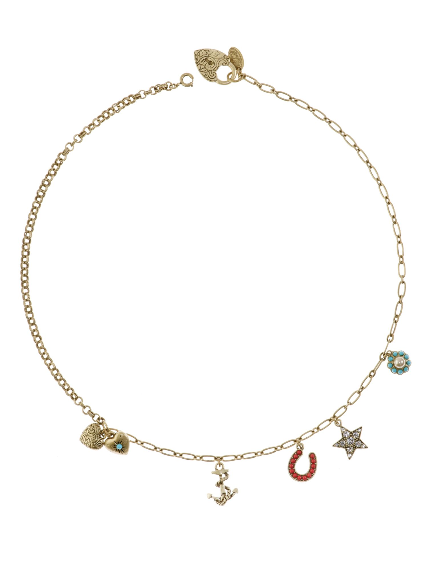 Cath Kidston Cath Kidson Vintage charm necklace