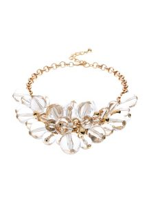 Ted Baker Giant Cluster Necklace