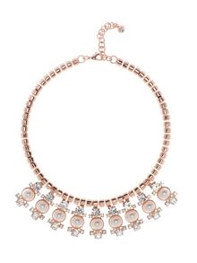 Ted Baker Cluster Necklace