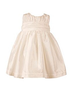 Heritage Girl`s Grace silk sleeveless dress