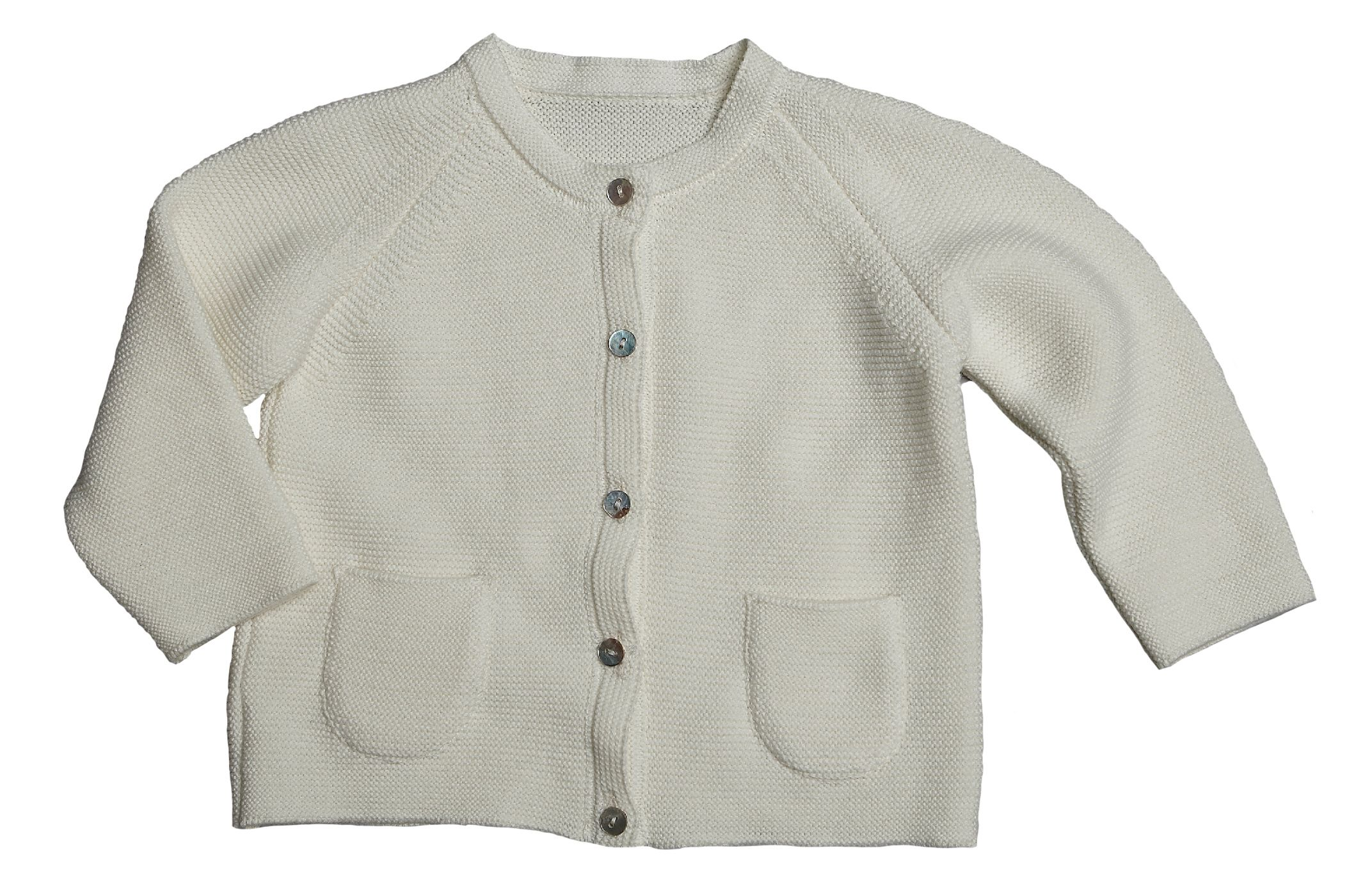 Boy`s Fenton cotton cardigan