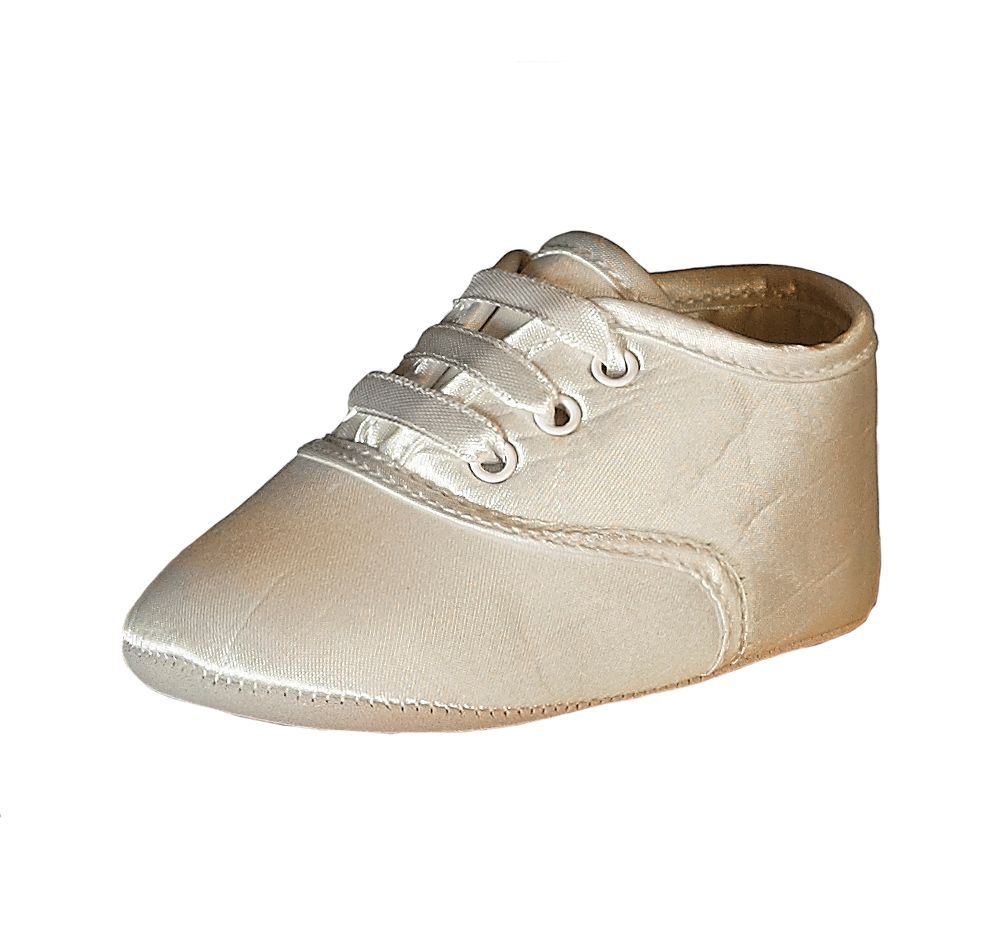Boy`s Gideon linen shoes