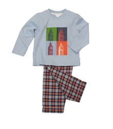 Boys lounge pyjamas