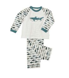 Boys lounge jersey pyjamas