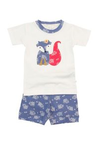 Girls shortie skinny fit pyjamas