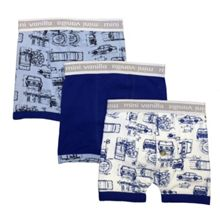 Boys 3 pack boxer shorts