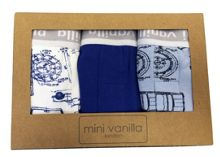 Mini Vanilla Boys 3 pack boxer shorts