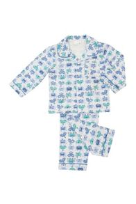 Mini Vanilla Boys traditional pyjamas