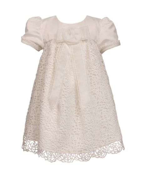 Heritage Girls short sleeve occasion dress