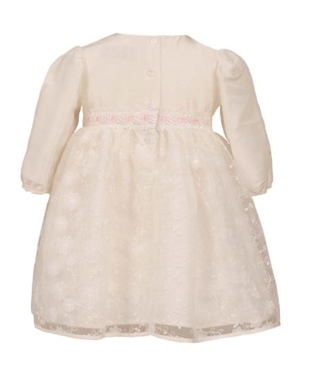 Heritage Girls Long Sleeve Special Occasion Dress