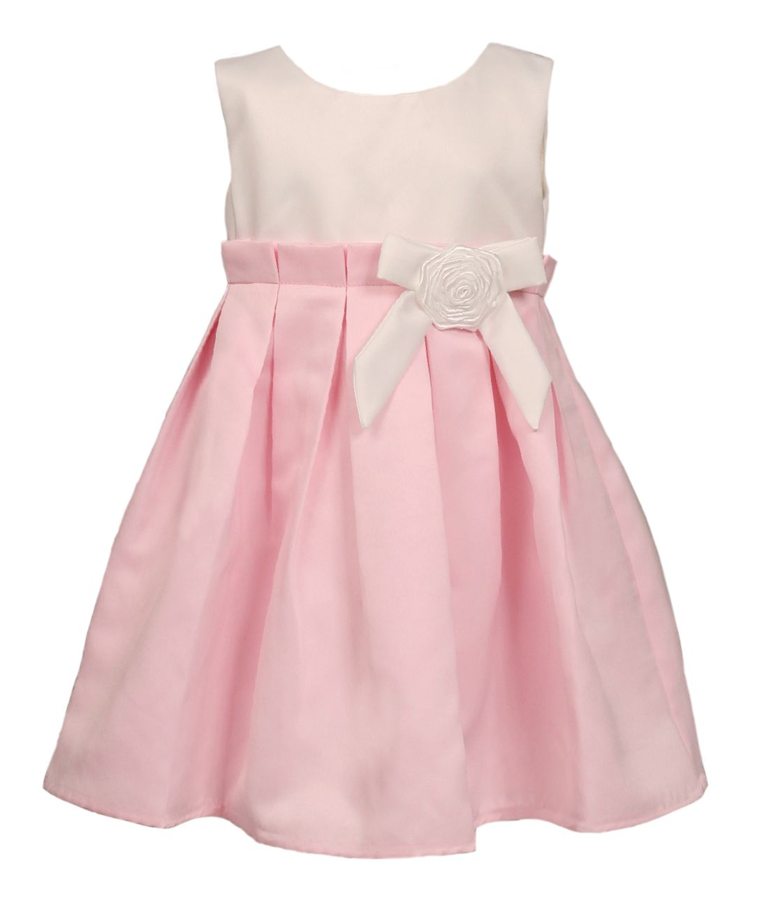 Heritage Heritage Girls sleeveless special occasion dress, Pink