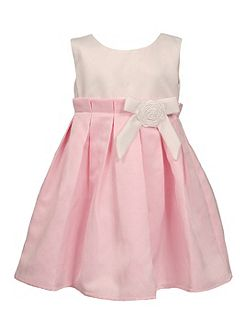 Girls sleeveless special occasion dress