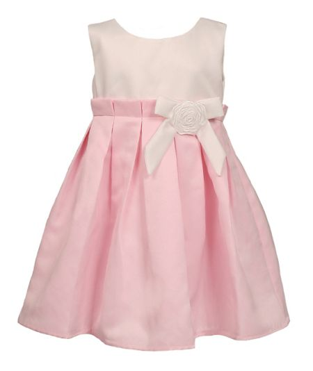Heritage Girls sleeveless special occasion dress