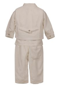 Heritage Boys Velour 4 Piece Set